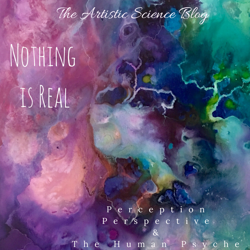 Nothing is Real Poster