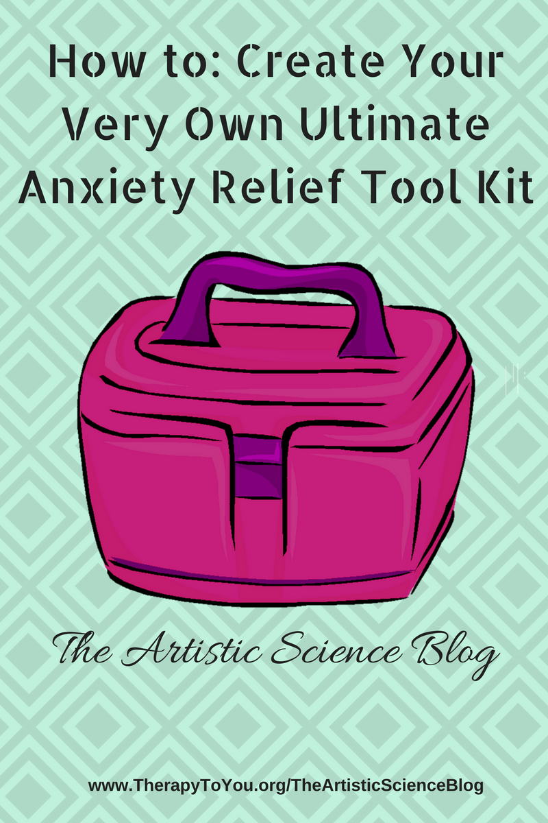 Ultimate Anxiety Relief Tool Kit